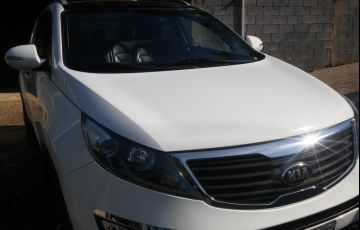 Kia Sportage EX 2.0 4X2 (Aut)  (Flex) P589 - Foto #4