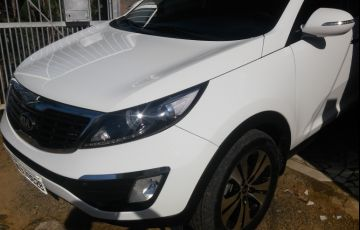Kia Sportage EX 2.0 4X2 (Aut)  (Flex) P589 - Foto #6