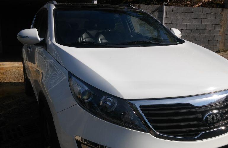 Kia Sportage EX 2.0 4X2 (Aut)  (Flex) P589 - Foto #7