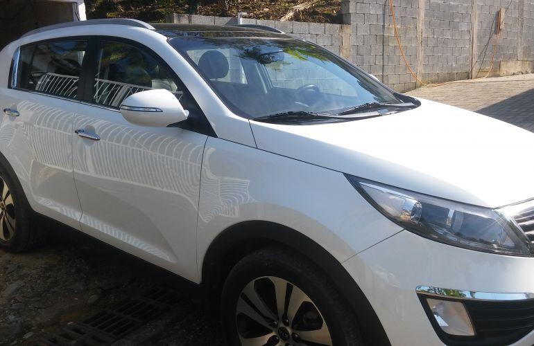 Kia Sportage EX 2.0 4X2 (Aut)  (Flex) P589 - Foto #10