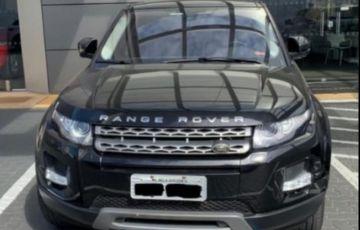 Land Rover Range Rover Evoque 2.0 Si4 4WD Pure