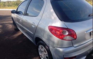 Peugeot 207 Hatch XR 1.4 8V (flex) 4p - Foto #6