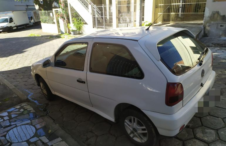 Volkswagen Gol Plus 1.0 i - Foto #8