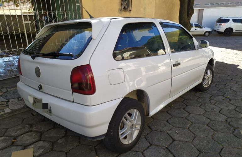 Volkswagen Gol Plus 1.0 i - Foto #9