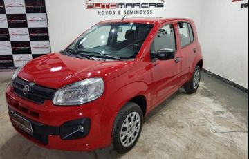Fiat Uno Attractive 1.0 8V (Flex) 4p - Foto #2