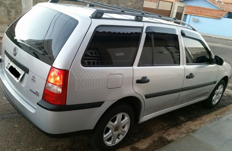 Volkswagen Parati City 1.6 MI (Flex) - Foto #6