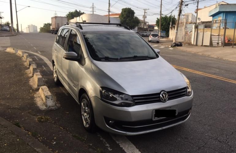 Volkswagen SpaceFox Sportline iMotion 1.6 8V (Flex) (Aut) - Foto #1