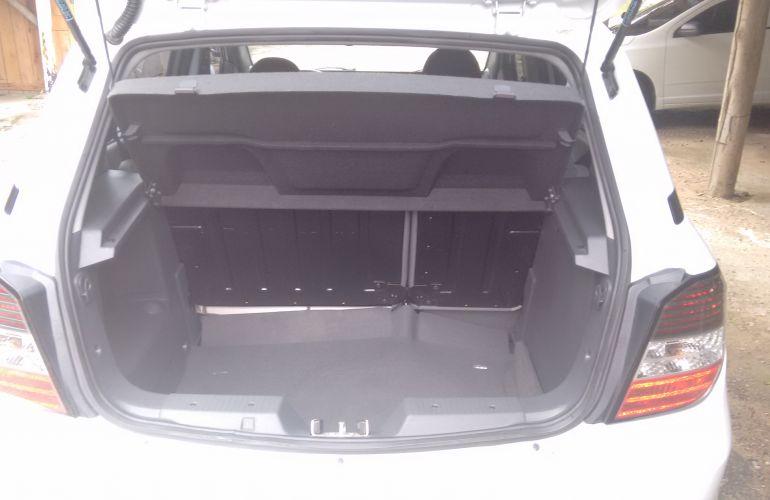 Chevrolet Agile LT 1.4 8V (Flex) - Foto #4