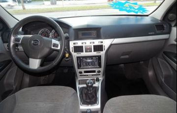 Chevrolet Vectra Elegance 2.0 Mpfi 8V Flexpower - Foto #3