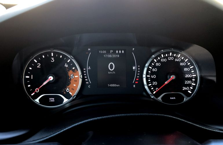 Jeep Renegade Longitude 2.0 TDI 4WD (Aut) - Foto #2