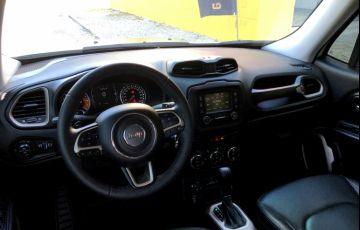 Jeep Renegade Longitude 2.0 TDI 4WD (Aut) - Foto #4