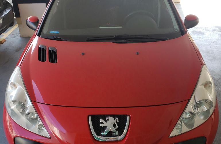 Peugeot 207 XR 1.4 (10 ANOS BRASIL)(Flex) 4p - Foto #8
