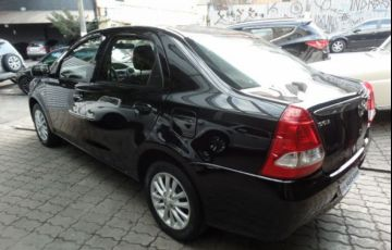 Toyota Etios Sedan XLS-MT 1.5 16V Flex - Foto #7