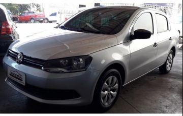 Volkswagen Voyage 1.6 MSI (Flex)