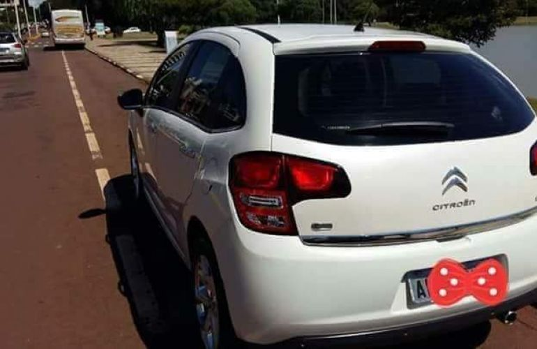 Citroën C3 Exclusive 1.6 16V (Flex)(aut) - Foto #3
