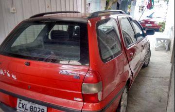 Fiat Palio Weekend 1.6 MPi 16V - Foto #5