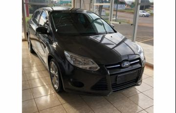 Ford Focus Sedan S 2.0 16V PowerShift (Aut)