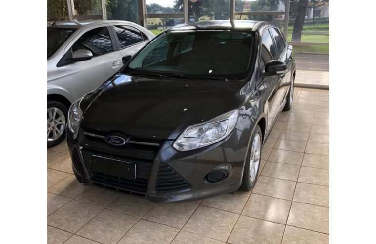 Ford Focus Sedan S 2.0 16V PowerShift (Aut) - Foto #2