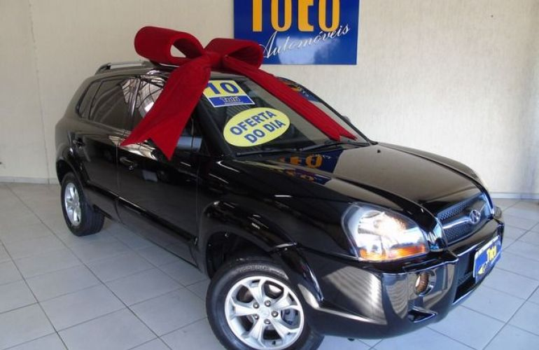 Hyundai Tucson GL 4x2 2WD 2.0 16V - Foto #1