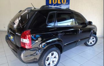 Hyundai Tucson GL 4x2 2WD 2.0 16V - Foto #4
