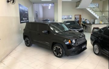 Jeep Renegade 1.8 (Flex)