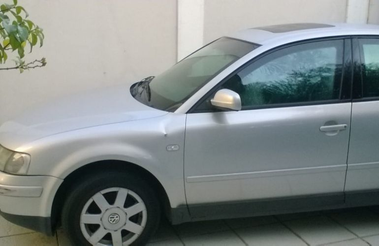 Volkswagen Passat 2.8 V6 30V (Tiptronic) - Foto #4