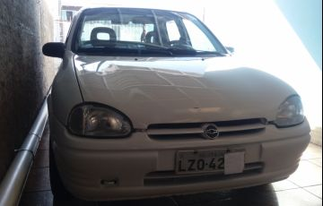 Chevrolet Corsa Sedan Super 1.0 MPFi - Foto #6