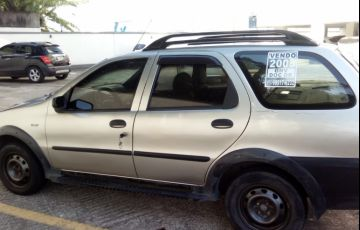 Fiat Palio Weekend Adventure 1.6 16V - Foto #2