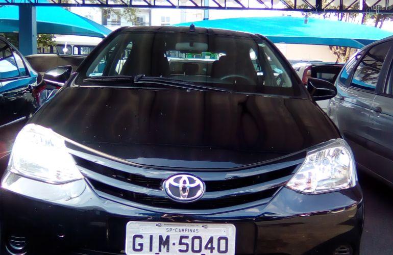 Toyota Etios X 1.3 (Flex) (Aut) - Foto #1