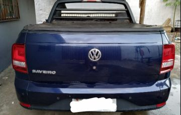 Volkswagen Saveiro Highline 1.6 MSI CD (Flex)