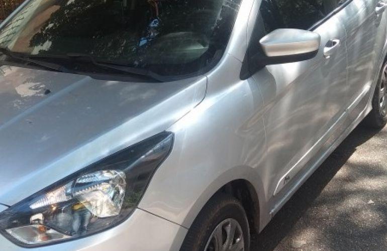 Ford Ka Hatch SE Plus 1.0 (Flex) - Foto #4