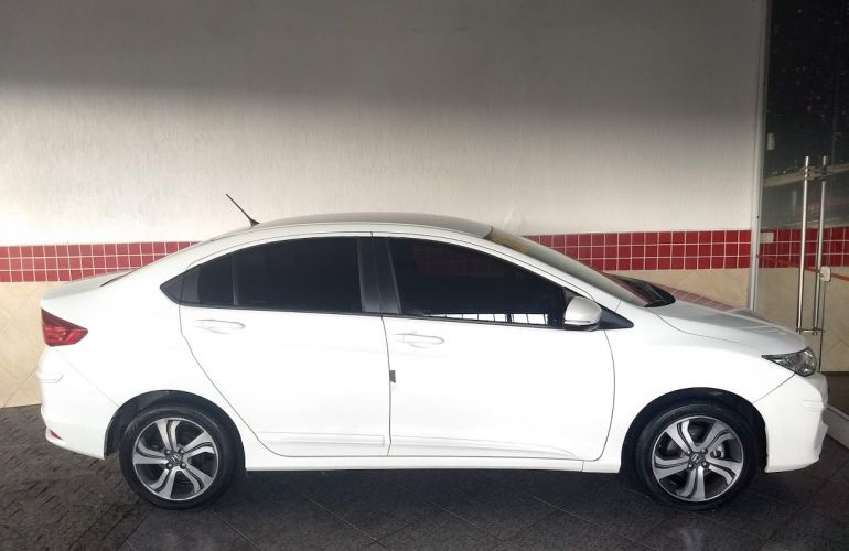 Honda City EXL 1.5 CVT (Flex) - Foto #3