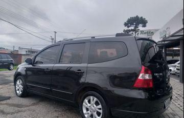 Nissan Grand Livina SL 1.8 16V (flex) - Foto #6