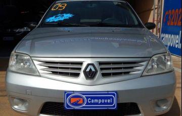 Renault Logan Expression 1.6 16V Hi-Flex - Foto #1