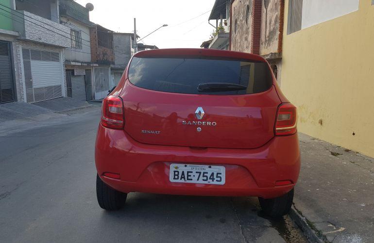 Renault Sandero Authentique 1.0 16V (Flex) - Foto #3