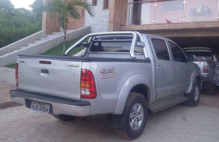 Toyota Hilux SR 4x4 3.0 (cab. dupla) - Foto #3