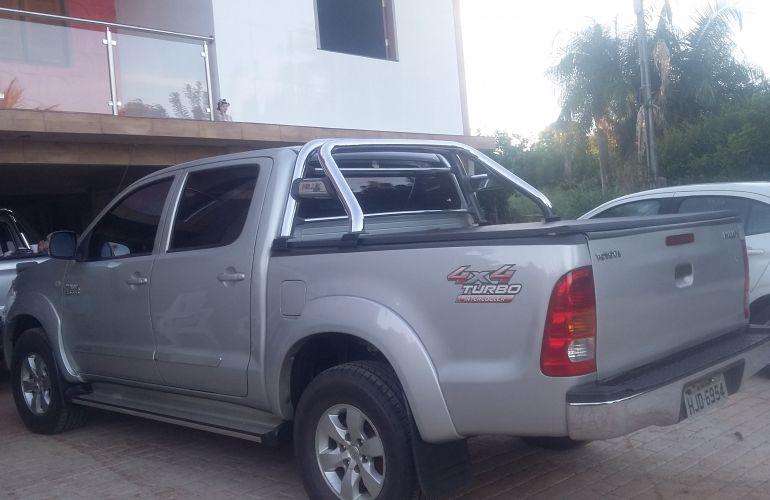Toyota Hilux SR 4x4 3.0 (cab. dupla) - Foto #9
