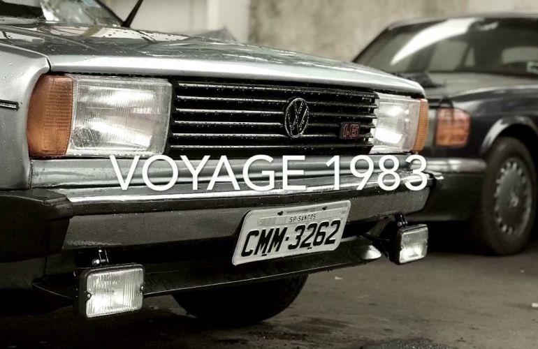 Volkswagen Voyage LS 1.6 - Foto #1