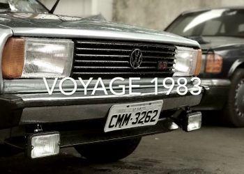 Volkswagen Voyage LS 1.6