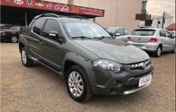 Fiat Strada Adventure Locker 1.8 8V (Flex) (Cabine Dupla)