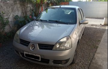 Renault Clio Sedan Expression 1.6 16V (flex) - Foto #3