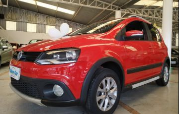 Volkswagen CrossFox 1.6 16v MSI I-Motion (Flex)