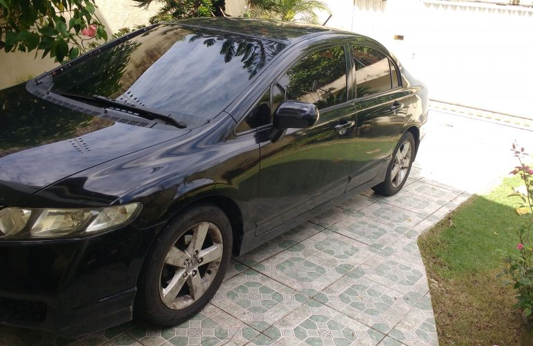 Honda New Civic LXL 1.8 16V (Couro) (Flex) - Foto #2