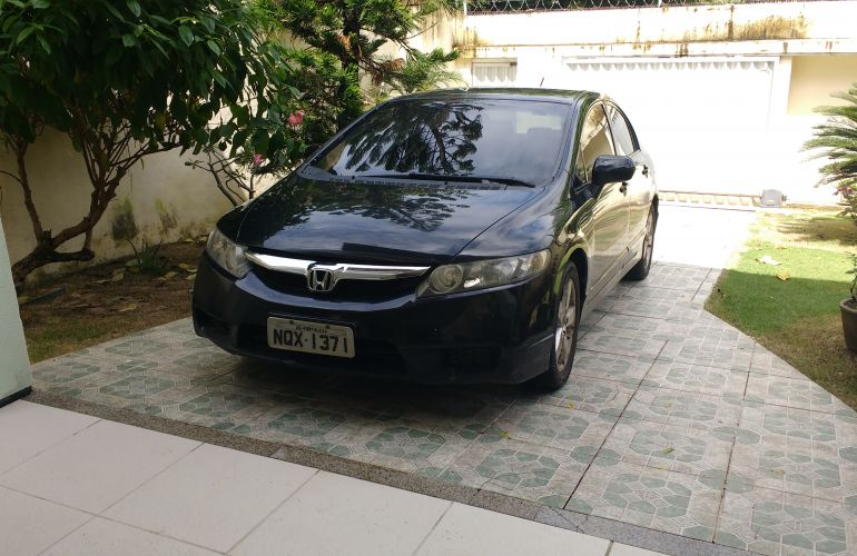 Honda New Civic LXL 1.8 16V (Couro) (Flex) - Foto #3