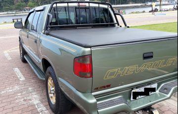 Chevrolet S10 Executive 4x2 4.3 SFi V6 (Cab Dupla) - Foto #3