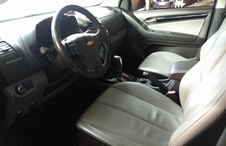 Chevrolet S10 LTZ 2.8 diesel (Cab Dupla) 4x4 (Aut) - Foto #5