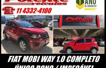 Fiat Mobi Way 1.0 Flex