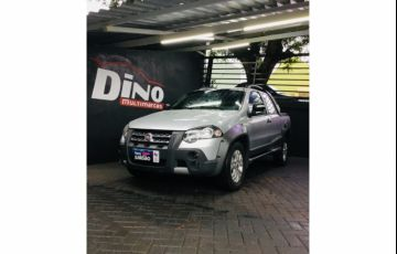 Fiat Strada Adventure 1.8 16V (Flex) (Cabine Dupla) - Foto #1