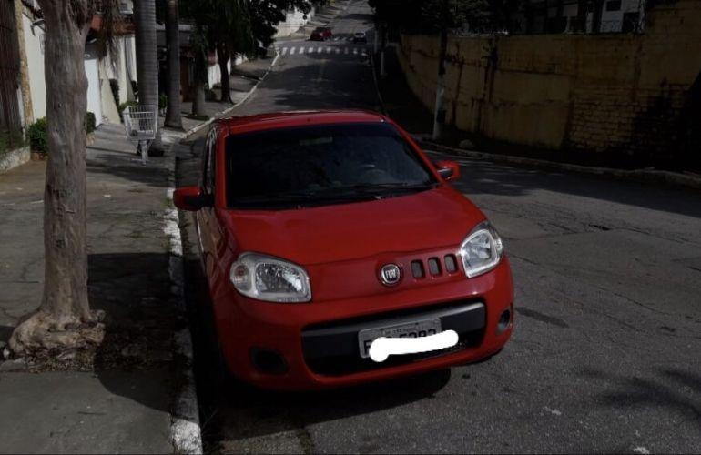 Fiat Uno Vivace 1.0 8V (Flex) 2p - Foto #5