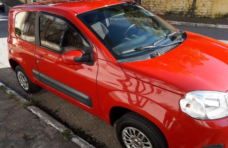 Fiat Uno Vivace 1.0 8V (Flex) 2p - Foto #6